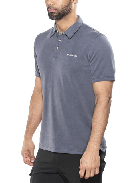 Columbia Nelson Point - T-shirt manches courtes Homme - bleu